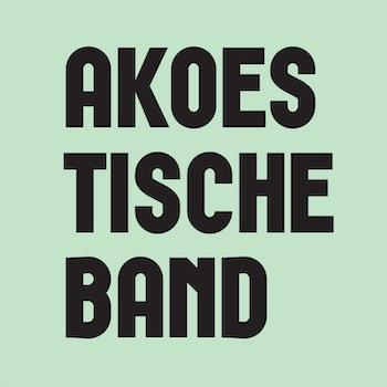 Akoestische band logo