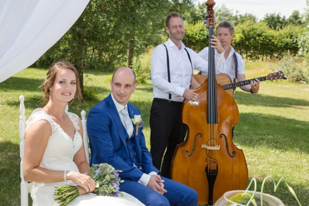 akoestisch duo bruiloft